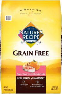 Nature's Recipe Grain