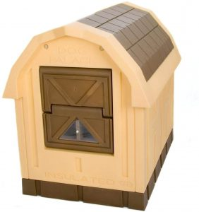 ASL Solutions Foam Insulated Dog Palace